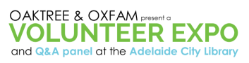 Oxfam and Oaktree present a Volunteer Expo